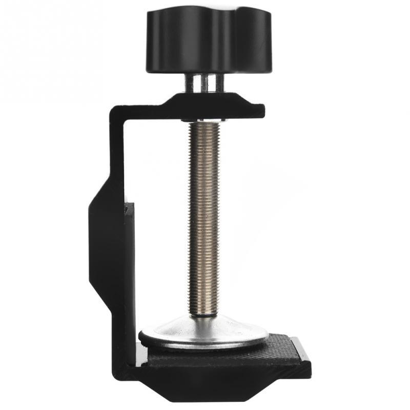 [해외]플렉시블 유니버설 암 솔더 스테이션 클램프 DIY 용 납땜 인두기 PCB 홀더 클램프 솔더 테이블 클리핑 스탠드/Flexible Universal Arm Solder Station Clamp Electric Iron Holder for DIY Soldering