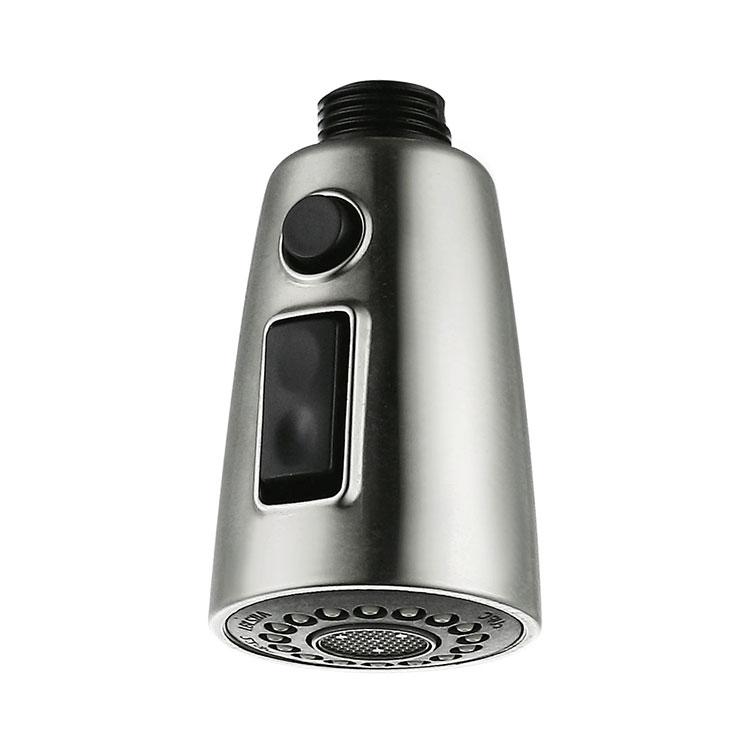 [해외]닦았 니켈 주방 욕실 스프레이 분무기 핸드 헬드 샤워 꼭지는 교체 샤워 헤드 주방 Mutifuction 샤워 꺼내/Brushed Nickel Kitchen Bathroom Spray Sprayer Handheld Shower Faucet Pull Out Repl