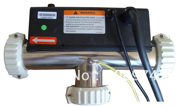 Verwarming rvs 3000 w druk schakelaar t-vorm H30-R3