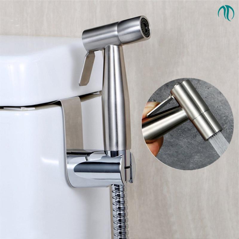 [해외]Modun 비데 화장실 스프레이 세트 핸드 헬드 욕실 손 샤워 ??청소 화장실 물 총 화장실 좌석 비데 비데 스프레이 키트/Modun Bidet Toilet Sprayer Set Handheld Bathroom Hand Shower Cleaning Toilet