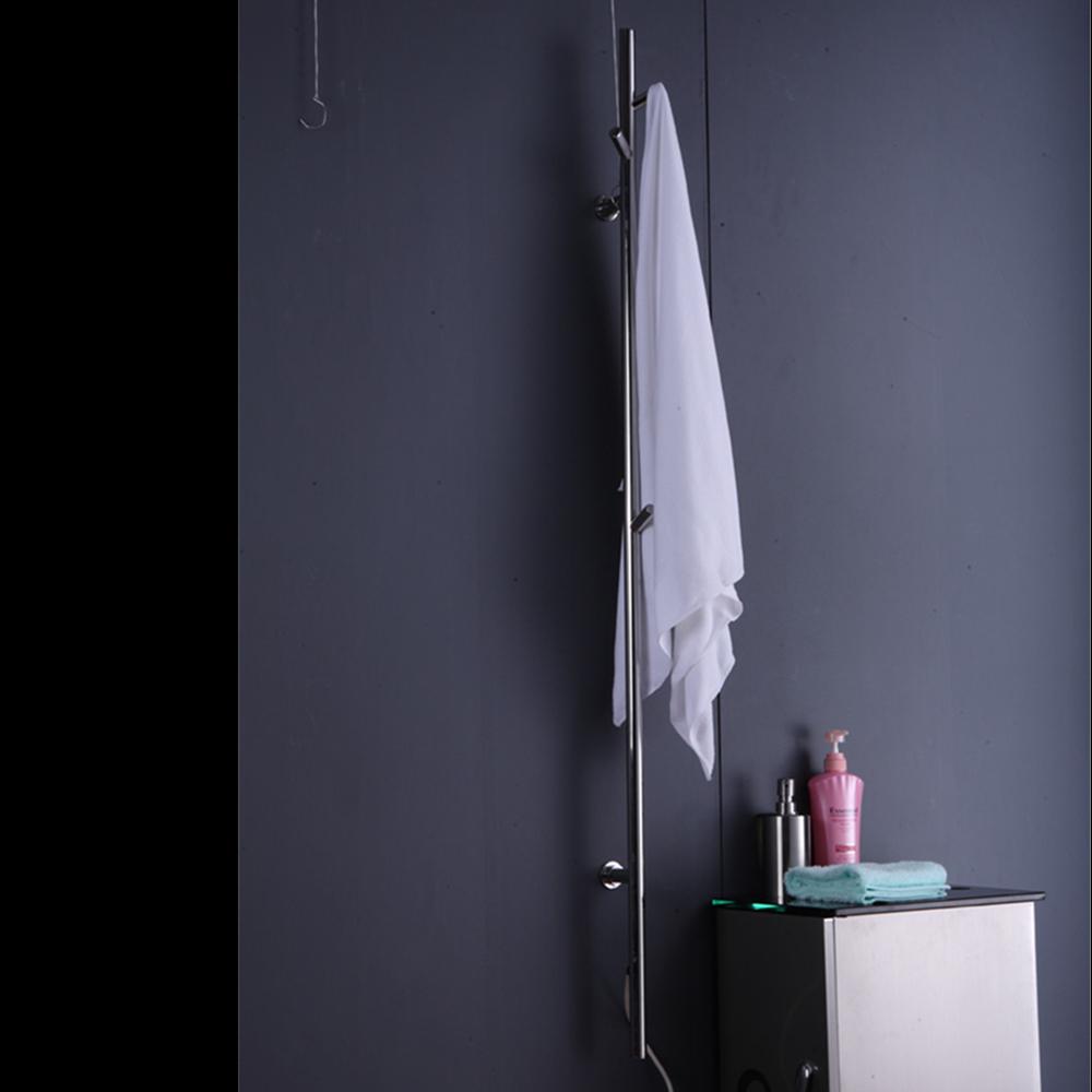 [해외] 벽 마운트 타올 레일 전기 온수 타올 건조기 수건 따뜻한 HZ-935 SUS304 meterialsCE, SAA, ROHS, IP44/Free shipping Wall Mounted Towel Rail Electric Heated Towel Dryer Towe