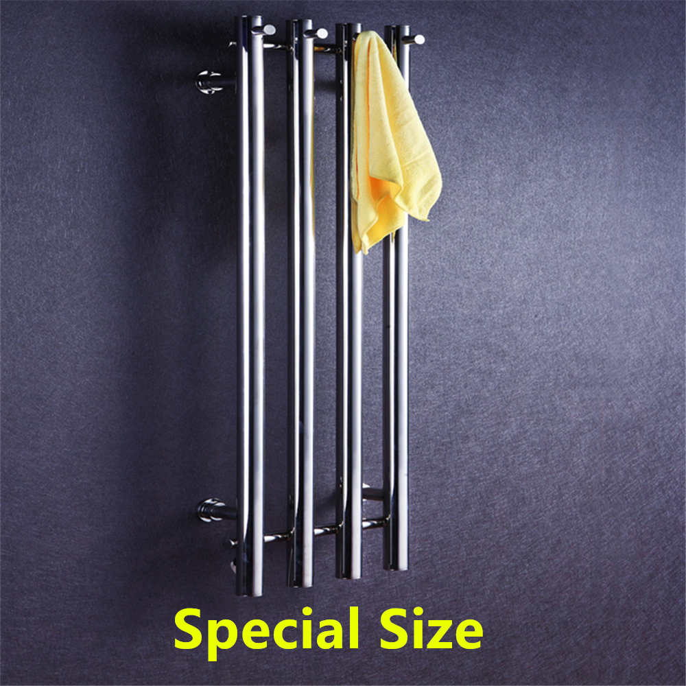 [해외]전통적인 특수 크기의 스테인레스 스틸 304 수직 난방 수건 레일 수건 따뜻한 라디에이터 수건 걸이 HZ - 932Y/Traditional special size stainless steel 304 vertical heated towel rail towel wa