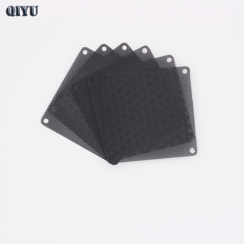[해외]팬 가드 6pcs 8cm 필터 먼지 방진 커버 케이스 팬 통풍 냉각/Fan guard 6pcs 8cm Filter dust net dustproof cover case fans Ventilation cooling