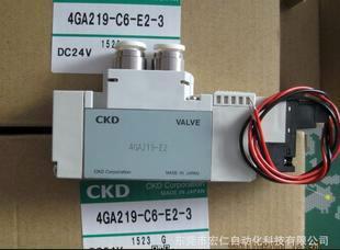 [해외]일본 CKD 밸브 공압 밸브 솔레노이드 밸브 4GA219-06 - E2 - 3/Japan CKD valve pneumatic valve solenoid valves 4GA219-06-E2-3