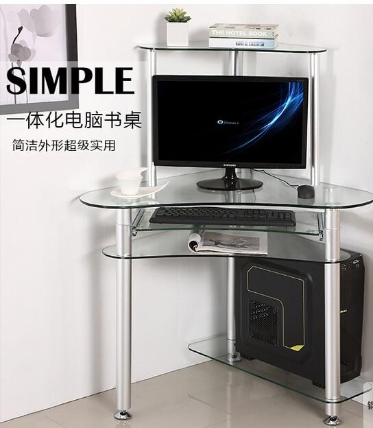 [해외]컴퓨터 책상. 데스크탑. 책상 .. 더블 레이어 다기능/컴퓨터 책상. 데스크탑. 책상 .. 더블 레이어 다기능