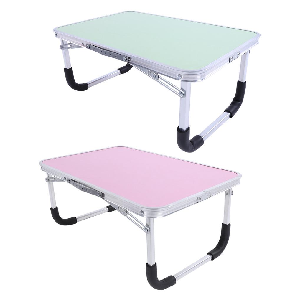 [해외]Hot 61*41*29cm Foldable Laptop Table Stand Portable Aluminum Alloy Multi-functional Bed Desk Folding Table/Hot 61*41*29cm Foldable Laptop Table St