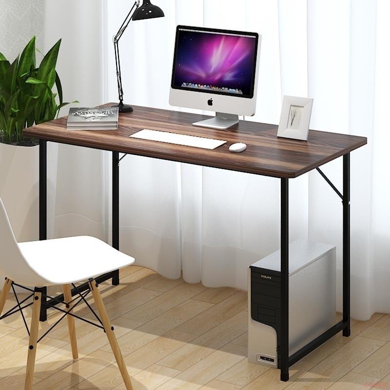 컴퓨터 책상 연구 테이블 사무실 가구 나무 노트북 스탠드 노트북 책상 soporte 노트북 테이블 노트북 테이블 120*60*74 cm