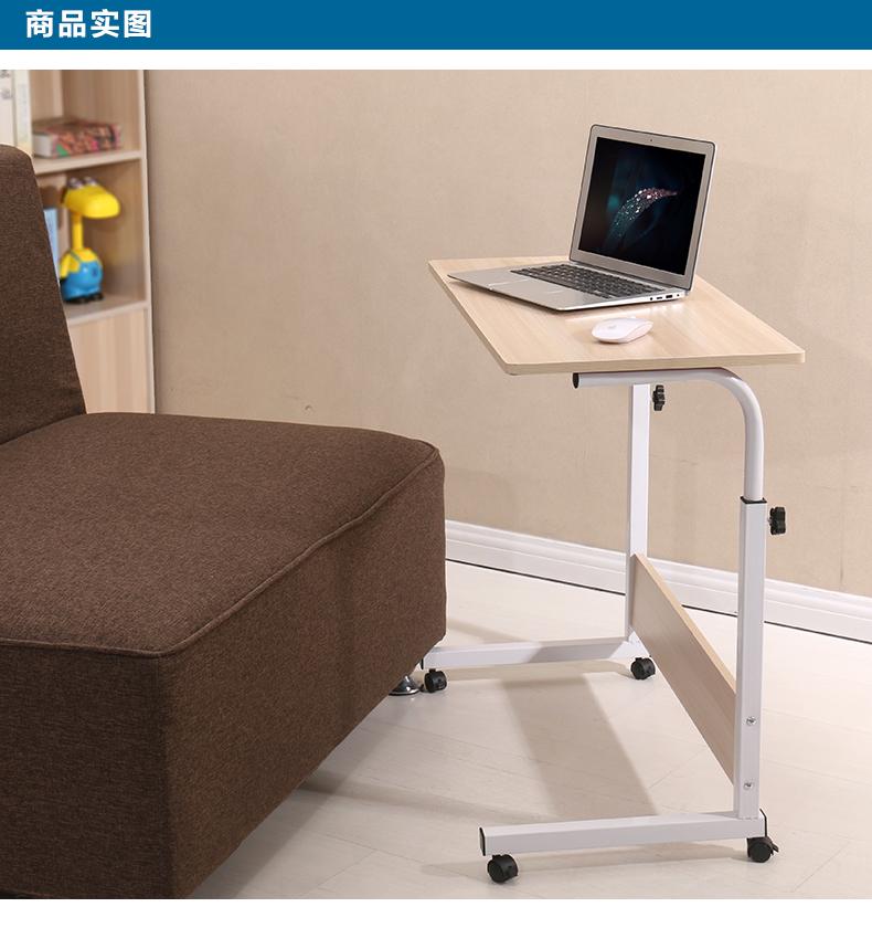 [해외]Domestic mobile notebook computer desk. Simple fashion desktop computer desk. Table lazy bed lifting/Domestic mobile notebook computer desk. Simpl