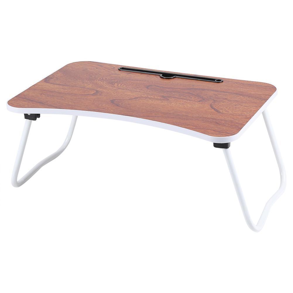 [해외]Multi-purpose Folding Laptop Bed Desk Portable Standing Table Breakfast Tray Tools/Multi-purpose Folding Laptop Bed Desk Portable Standing Table B