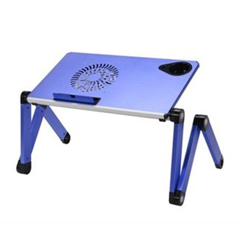 [해외]Highly recommended Portable Foldable Adjustable Laptop Desk Computer Table Stand Tray For Sofa Bed Red  Yellow Blue Black /Highly recommended Port