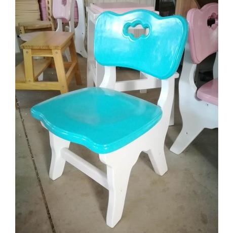 [해외]어린이 의자 어린이 가구 단단한 나무 의자 어린이 의자 chaise enfant kinder stoel sillon infantil moder 품질 33*31*53 cm/어린이 의자 어린이 가구 단단한 나무 의자 어린이 의자 chaise enf